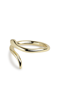 Pilgrim sigyn ring gold