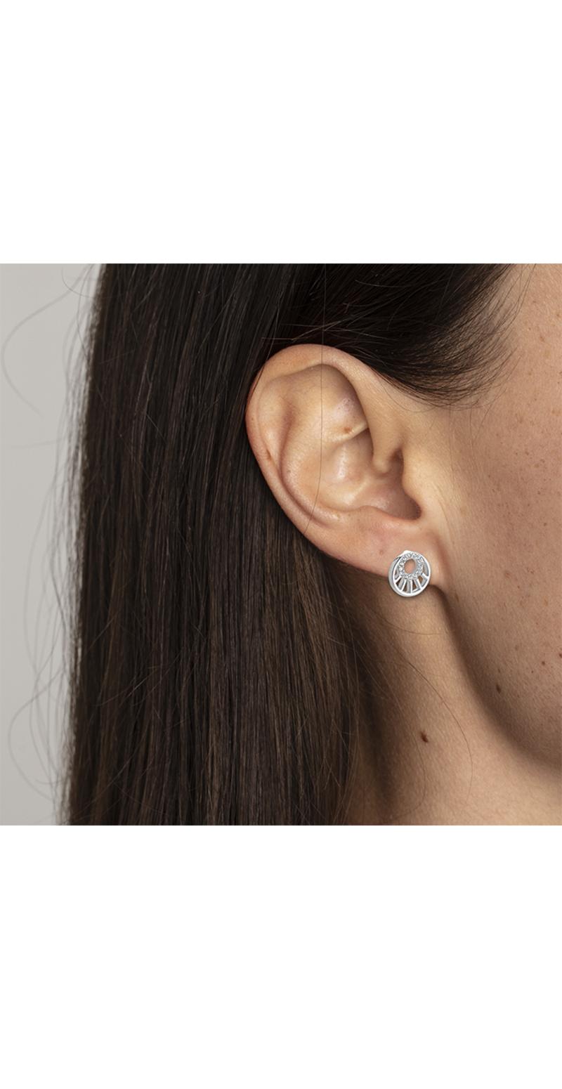 Cassie ear silver model