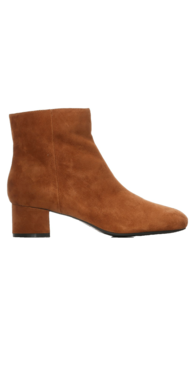 Vicky suede brown 1
