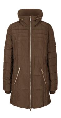 Nina jakke brun