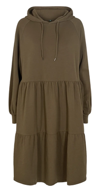 Likelondon liberte melissa dress army