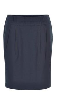 Navy jillian skirt