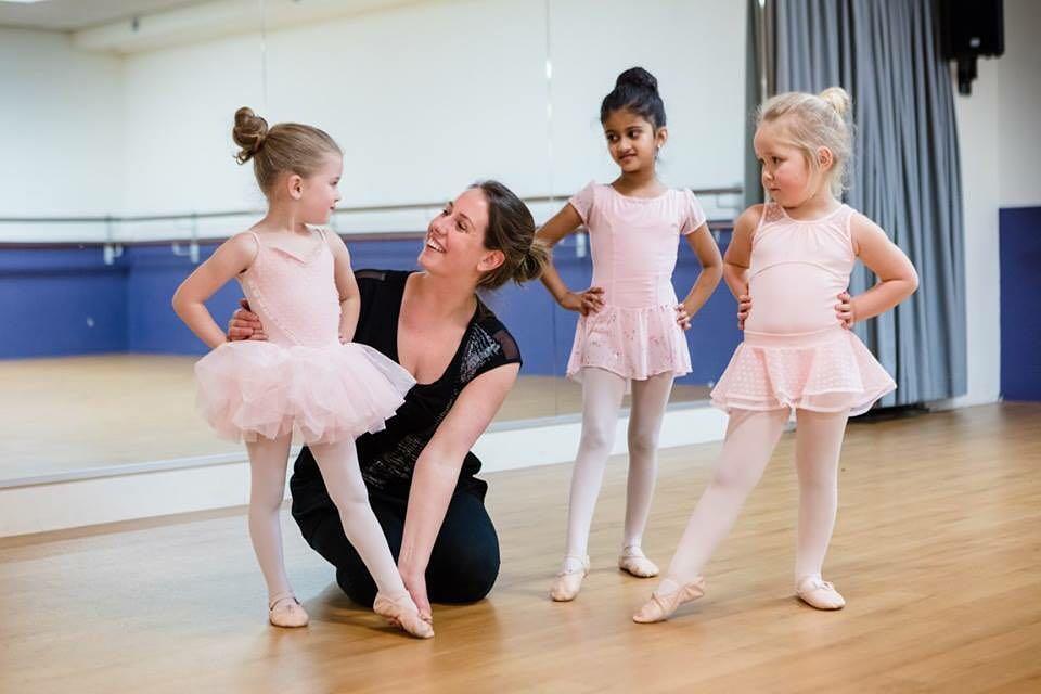 Balletles 3-4 jarige
