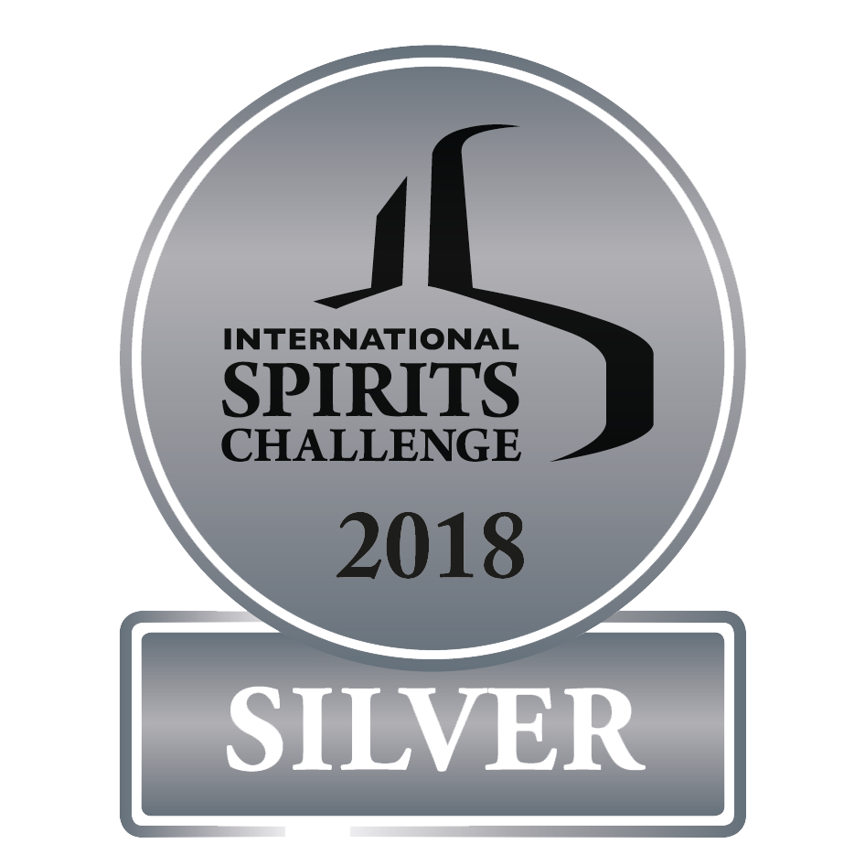 caption=Medalha de Prata!! International Spirits Challenge 2018; class=medalha; alt=Medalha
