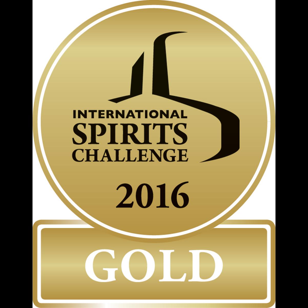 caption=Medalha de Ouro !! International Spirits Challenge 2016; class=medalha; alt=Medalha