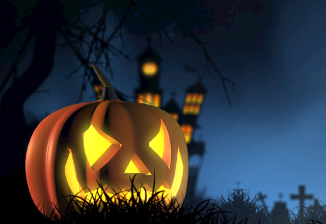 Halloween boo-cket list - how many things can you tick off?