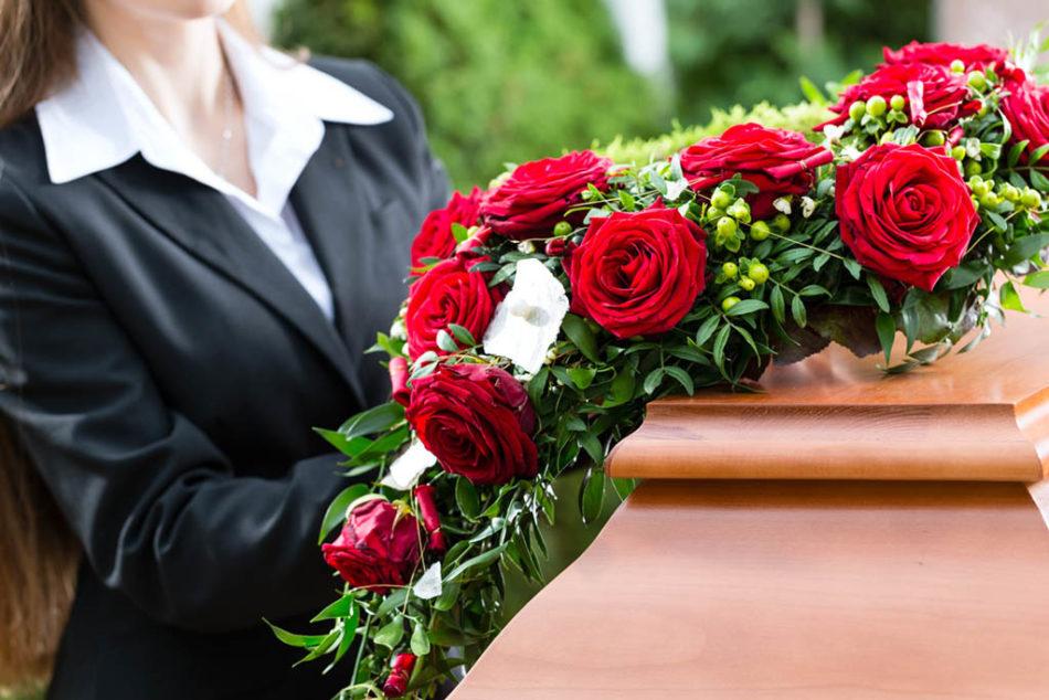 Floral Tributes Webpage Image
