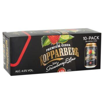 Kopparberg Strawberry & Lime 10x330ml