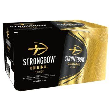 Strongbow Original 12x440ml