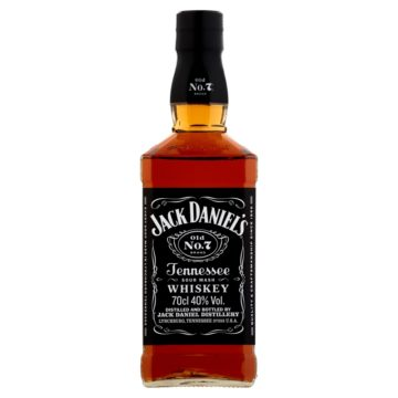 Jack Daniels Tennessee Whiskey 70cl
