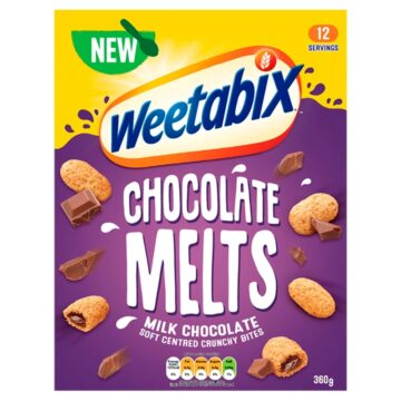 Weetabix Melts Milk Chocolate 360g