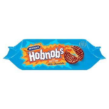 McVitie's Milk Chocolate Hobnobs 262g