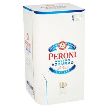 Peroni Nastro Azzuro 4x330ml