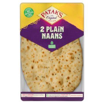 Patak's Naans 2s