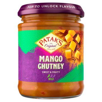 Patak's Mango Chutney 210g