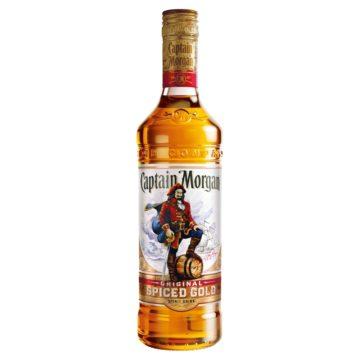 Captain Morgan Spiced Golden Rum 70cl