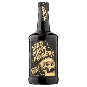 Dead Mans Spiced Rum 70cl