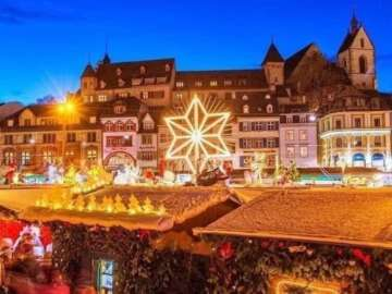 Christmas Time in Alsace & Germany