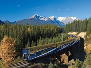 Ultimate Canada and The Rocky Mountaineer