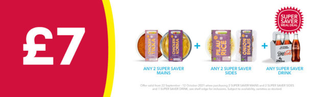 Don't miss out on this amazing supersaver offer which is sure to be a hit…