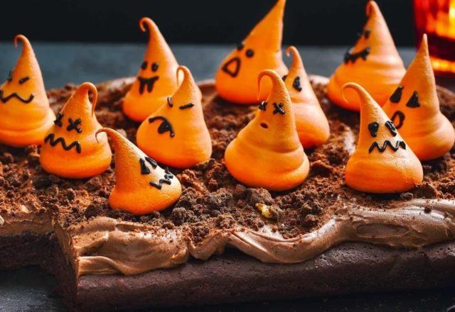 Ghoulishly good cake (V)