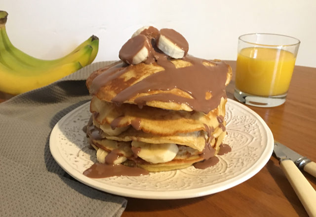 Sweet pancakes - a Fairtrade treat
