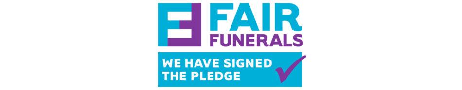 Fair Funerals Strip Logo