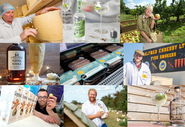 Working together with local suppliers