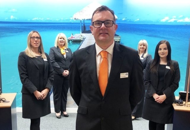 Travel agents sail to new destination