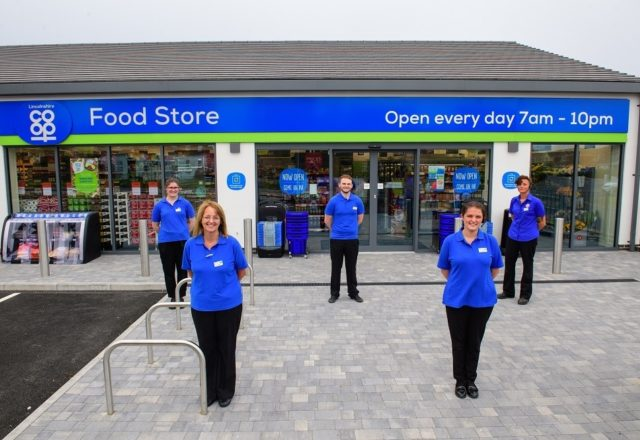 New £1.5m food store opens in Clipstone