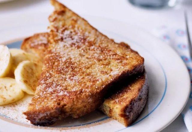Eggy bread (V)