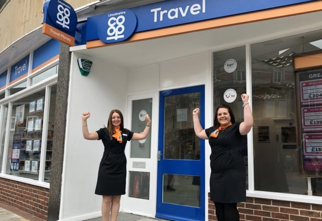 New home for Gainsborough Travel