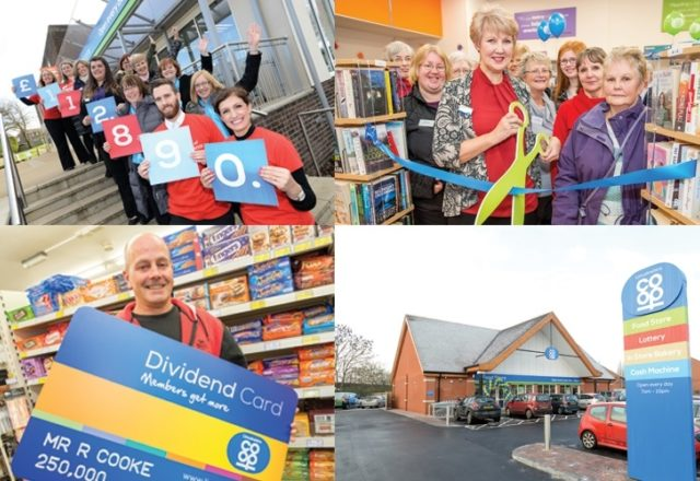 Strong half year for Lincolnshire Co-op