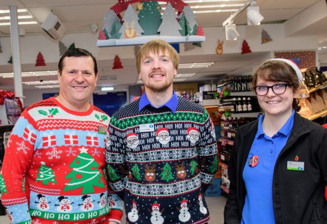 Cheers! Seasonal success for Lincolnshire Co-op