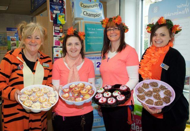 Tangerine dreams raise £14,500 for charity