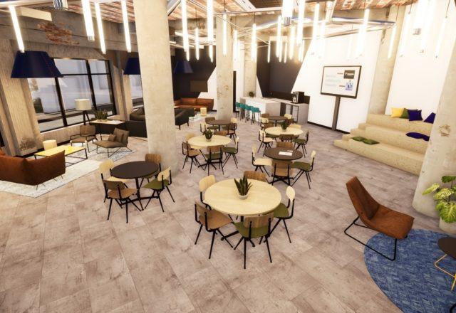 Digital hub creates 'Mosaic' of possibilities