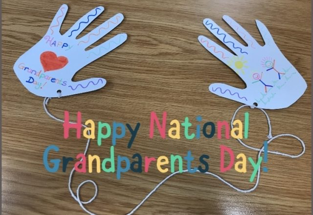 It's National Grandparents Day!