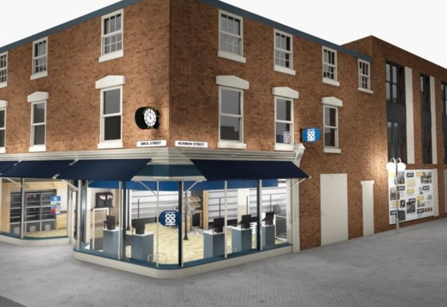 Changes to Lincoln city centre services