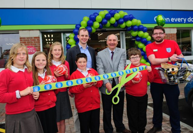 New £1.2m food store opens