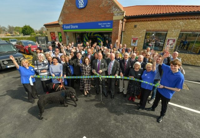 New £1.4m food store open for business