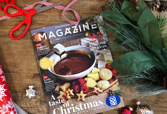 FREE members' magazine available now!