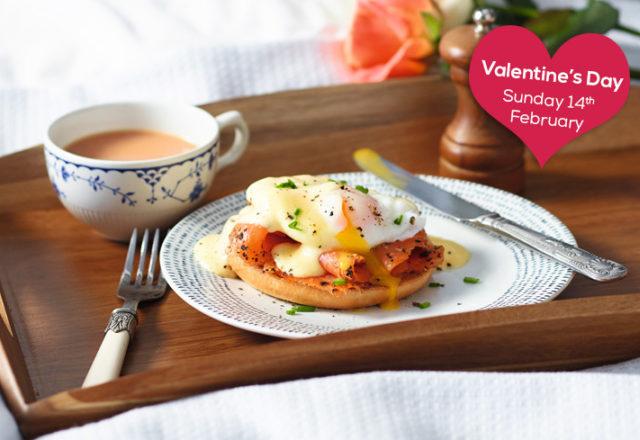 Recipe: Eggs royale