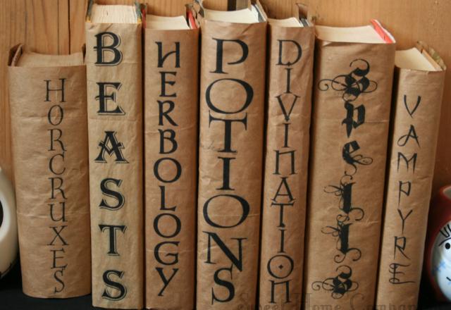 Spellbinding book covers