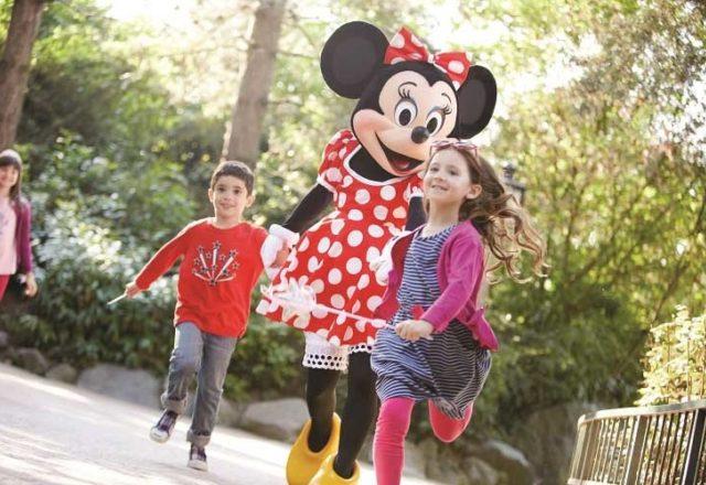 A magical Disney holiday