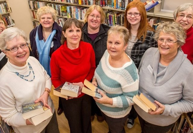 Read all about it! New library opens