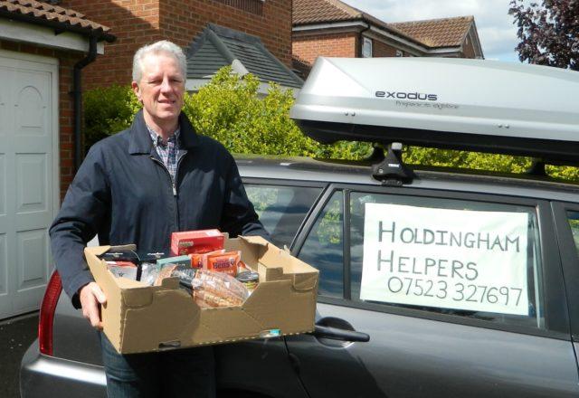 £20 vouchers are a vital lifeline in Holdingham