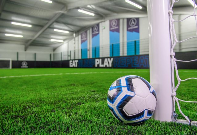 10% off football and nerf parties at Active Arena image