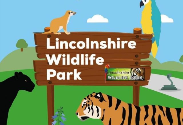 Buy one get one free entry at Lincolnshire Wildlife Park image
