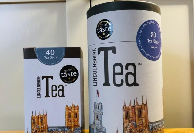 10% off everything on The Lincoln Tea and Coffee Co. website image