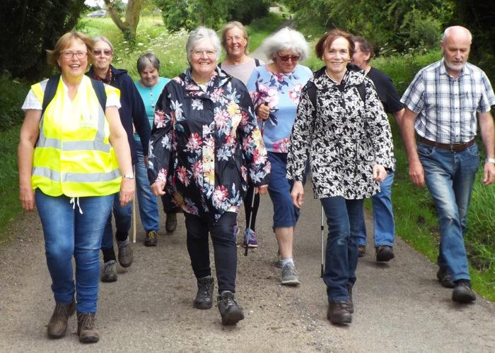 Health Walk Photo